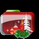 christmas-folder-candle-icon