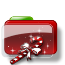 christmas-folder-candy-icon
