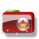 christmas-folder-star-4-icon